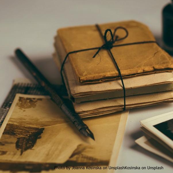 藏在寒衣口袋里的信(20.05.18)