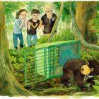 第490期:婆罗洲马来熊保育中心,我来了!