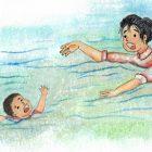 第488期:不会游泳的救生员