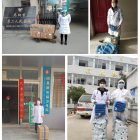 CREST与中国志愿团队合作•派发防护配备